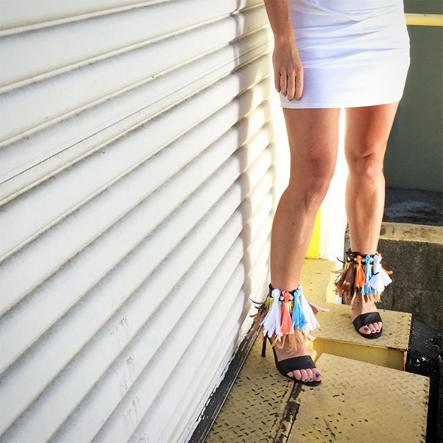 MSGM Shoe by Jillson & Roberts