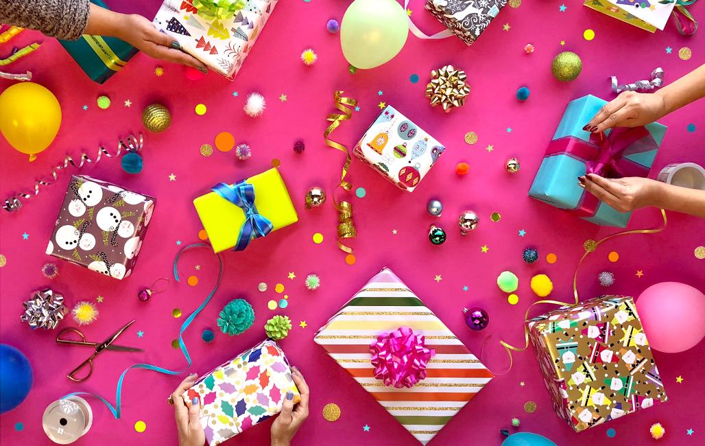 Jillson Roberts Gift Wrap
